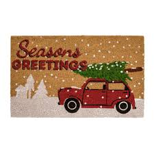 Home Accents Holiday Snow And Truck Tree 18 In. X 30 In. Coir Door ... Extraction Of Minerals Big Yellow Ming Truck Transporting Mat Diy Bed Youtube Waterproof Carpet Rear Cargo Factory Liner Procter For Daf Fag 2300 Recovery Truck Stock Clean Trucks Best Mats What To Choose 2018 Guide Autance Efrontier2 Gate Guard Gate Protector Torii Angle Amp Cargo Mat Renault Magnum Legend Mat Edition 123x Ets2 Mods The Police Car And His Friends In City Tom Tow W Rough Country Logo For 032018 Dodge Ram 1500 Suzuki Motors Acty Bed Support Rail Set Of 8 Honda