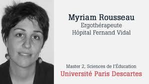 formation continue master 2 science éducation témoignage myriam