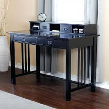 Black Writing Desk With Hutch by Small Mission Writing Desk Small Corner Writing Desk Inside Small