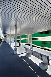 linear metal ceiling systems by chicago metallic corporation