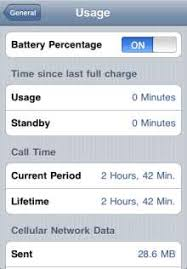 How to Enable Battery Percentage Indicator in iPhone 3G iPhone 2G