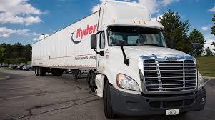 100 Rent Ryder Truck Introduces New Commercial Management Fleet App