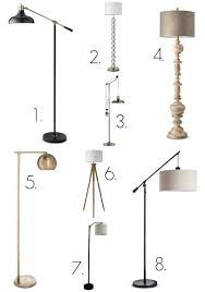 Wooden Tripod Floor Lamp Target by My Favorite Target Lighting From Thrifty Decor