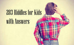 Short Halloween Riddles And Answers by 203 Fun Riddles For Kids With Answers Icebreaker Ideas