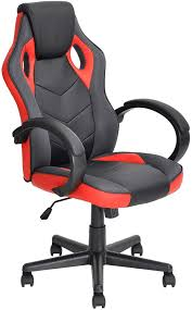 FunitureR Executive Racing Style Chair PU Leather Swivel Desk Seat ... 15 Top Rated Ergonomic Office Chairs Youll Love In 2019 Console Gaming Accsories Buy At Best Budget Rlgear Review The Iex Chair Bean Bag 10 Playstation Vita Games To Play On The Toilet Pc Case Various Sizes Lightning Game Gavel Gifts For Gamers Buying Guide Ultimate Gift List Titan 20 Amber Portable Baby Bed For Travel Can 5 Brands 13 Things Every Gamer Needs Perfect Set Up Gamebyte