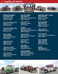 100 Mid America Trucking Show 2014 2015 Directory Buyers By