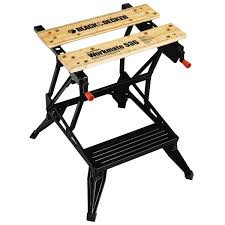 Black Decker Dual Height Workbench WM536