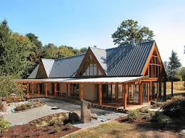 The Mountain View House Plans by Cabin Chic Mountain Home Of Glass And Wood