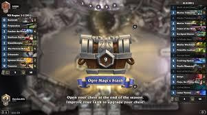 Hearthstone Shaman Murloc Rush Deck by 70 Wr Rank 9 Adapt A Murloc W Gameplay Replays Hearthstone Decks