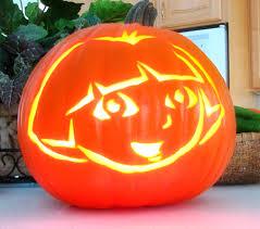 Elmo Pumpkin Pattern Printable by Pumpkin Carved Like Dora The Explorer So Cute Fall Halloween