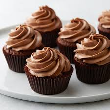 Small Batch Chocolate Buttercream Cupcakes