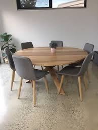 Custom Round Dining Table