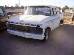 100 1977 Ford Truck Parts 1965 F 100 65FT4614C Desert Valley Auto