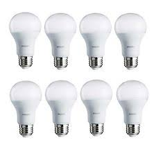 philips 462002 100w equivalent a19 led daylight light bulb 8 pack