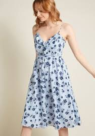 Terrace Invitation Floral Midi Dress