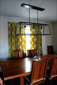 Size Of Chandelier For Dining Table Full Room Lighting Kitchen Ceiling Calculator Dini