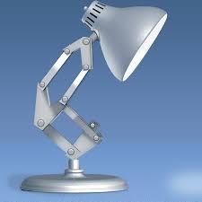 Luxo Jr Lamp Model by Pixar Lamp Luxo Jr Pixar Lamp Animation Fwscourts