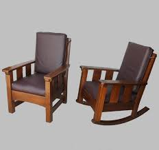 Bargain John's Antiques   Antique Limbert Set – Mission Oak Rocking ... Oak Rocking Chairs For Sale Celestetabora Shopping For The New York Times Solid Childs Rocking Chair In Cross Hills West Yorkshire Gumtree Amazoncom Fniture Of America Betty Chair Antique Plans Woodarchivist Folding 500lbs Camping Rocker Porch Outdoor Seat Wainscot Seating Beachcrest Home Ermera Reviews Wayfair X Rockers Murphys Panel Back Bent Wood Idaho Auction Barn Patio Depot