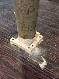 basement pole wraps jack post lally column covers elite
