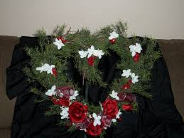 ideas for graveside decorations wreaths fireworks and dads on wreath i made for my