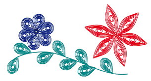 Free Simple Flower Border Designs For A4 Paper Download Clip
