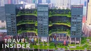 100 Hanging Garden Hotel Singapore Is Layered In Lush S