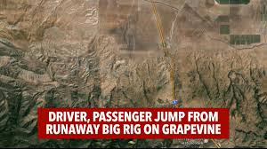Driver And Passenger Jump From Runaway Big Rig On Grapevine | News ... Runaway Truck Ramp Image Photo Free Trial Bigstock Truck Ramp Planned For Wellersburg Mountain Local News Runaway Building Boats Anyone Else Secretly Hope To See These Things Being Used Pics Wikipedia Video Semitruck Loses Control Crashes Into Gas Station In Cajon Photos Pennsylvania Inrstate 176 Sthbound Crosscountryroads System Marketing Videos Photoflight Aerial Media A On Misiryeong Penetrating Road Gangwon Driver And Passenger Jump From Big Rig Grapevine Sign Forest Stock Edit Now 661650514
