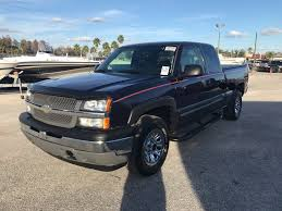 Used 2005 Chevy Silverado 1500 LS 4X4 Truck For Sale Okeechobee FL ...