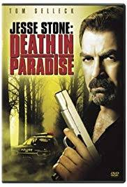 Jesse Stone Death In Paradise Poster