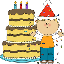 Birthday Clipart For Kids Birthday Clip Art Birthday Free Clipart