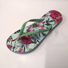 Tropical Style Beach Walk Slipper Daily Use Slippers