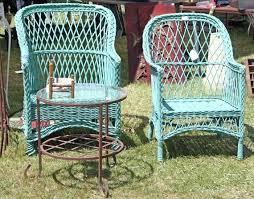 Wicker Chair Vintage Latest Rattan Outdoor Furniture Rocking
