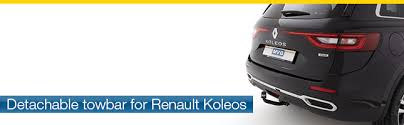 renault si e social detachable towbar for renault koleos retrofitting made easy