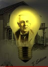 bulb clipart edison pencil and in color bulb clipart