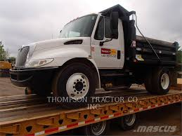 100 Dump Trucks For Rent International 5YDBOX For Sale Al Fleet AL Price US 44500