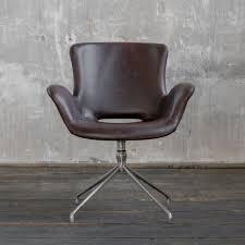 kawola esszimmerstuhl kano drehstuhl kunstleder braun coffee kaufen otto
