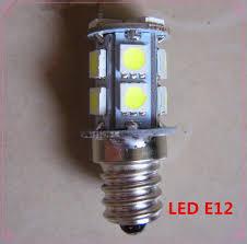 2015 led e12 13smd 12v 18v 24v 30v indicator bulb light