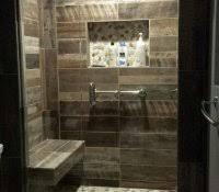 river rock bathtub bathroom floor diy shower reviews elengant