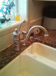 Pegasus Kitchen Faucet Leaking by Kitchen Faucet Disassembly The Home Depot Community
