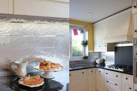 Cheap Backsplash Ideas For Kitchen by 13 Removable Kitchen Backsplash Ideas