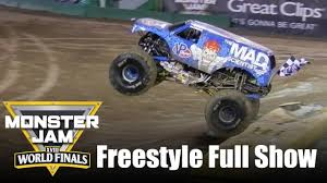 Monster Jam World Finals 18 XVIII 2017 Freestyle - Full Show ... Ultimate Monster Jam Freestyle Amp Thrill Show T Flickr Knucklehead Truck Youtube Racing Colorado State Fair 2013 Invasion Florence Speedway Union Kentucky Parker Android Apps On Google Play Monerjamworldfinalsxixfreestyle025 Over Bored Hooked Bristol 2015 Sugarpetite San Diego 2010 Freestyle Grave Digger Tampa Florida February Speed Motors Fox Pulls Incredible Save In