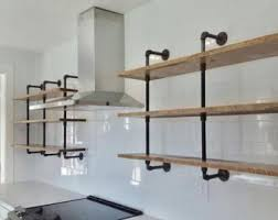wall mounted shelf etsy