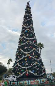 Mr Jingles Christmas Trees Hollywood by Morning From Hollywood Studios And Star Wars Launch Bay
