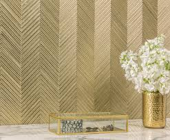 textile glass ikat gold silk alternating c f akdo tile