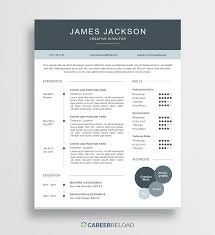 Free Creative Resume Template - James - Career Reload 2019 Free Resume Templates You Can Download Quickly Novorsum Modern Template Zoey Career Reload 20 Cv A Professional Curriculum Vitae In Minutes Rezi Ats Optimized 30 Examples View By Industry Job Title Best Resume Mplates That Will Showcase Your Skills Soda Pdf Blog For Microsoft Word Lirumes 017 Traditional Refined Cstruction Supervisor Jwritingscom Builder 36 Craftcv 5 Google Docs And How To Use Them The Muse