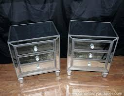 Hayworth Mirrored Dresser Silver by Nightstand Interesting Inspired Wives Metallic Hayworth