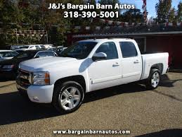 Used Cars For Sale Haughton LA 71037 J&J's Bargain Barn Autos