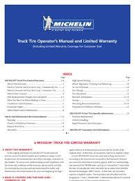 100 How Long Is A Truck MLN Tire Warranty Tire