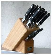 coffret couteaux cuisine coffret couteaux cuisine bloc de 12 couteaux cuisine thiers manche