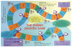Board Game Helps Students Make Energy Choices